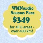 White Mountain Nordic Season Pass